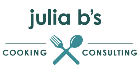 Julia B's Cooking and Consulting